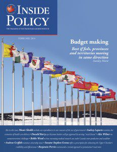 COVER insidepolicy [february]