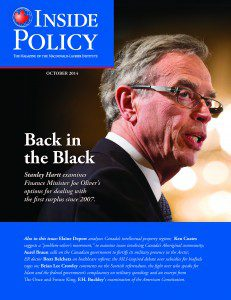 Inside Policy OCTOBER 20140923 COVER
