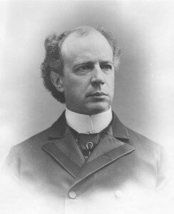 The Honourable Wilfrid Laurier, M.P. (Quebec East), September 1891 public domain