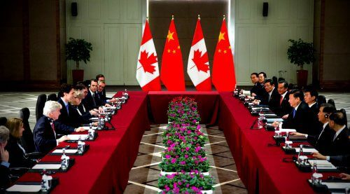 5024a67bcf4 How Ottawa can get Beijing to release our detainees: Paul Chapin in the  Globe and Mail